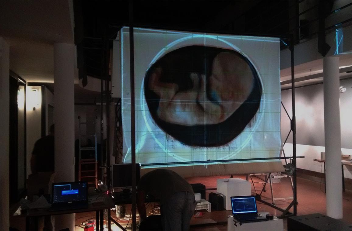FILM macchina della vista e dell'udito_OPERA_a